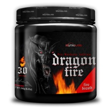 Предтрен Invitro Labs Dragon Fire 300 гр