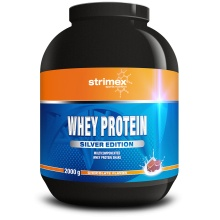 Протеин Strimex Whey Protein Silver Edition 2000 гр